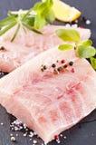 Filete de pescados Imagen de archivo libre de regalías