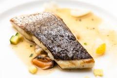 Filete de pescados Fotos de archivo libres de regalías