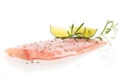 Filete de pescados delicioso. fotografía de archivo libre de regalías