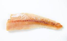 Filete de pescados frescos Foto de archivo