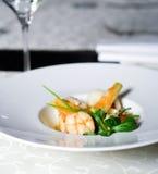 Filete del aperitivo de los pescados Imagenes de archivo