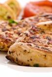 Filete del pollo Imagenes de archivo