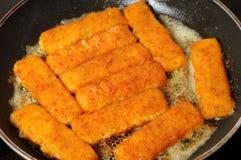 Filetes de pescados Imagenes de archivo