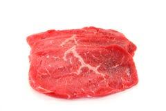 Filetes minuciosos de la carne de vaca Fotos de archivo libres de regalías