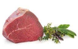 Filethaakwerk van Rundvlees Stock Fotografie