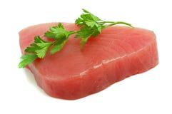 Filethaakwerk van tonijn Royalty-vrije Stock Afbeeldingen
