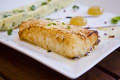 Filetti di pesce Fotografia Stock Libera da Diritti