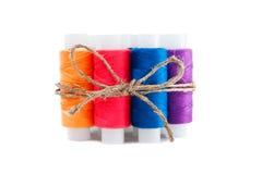 Filetto colorato Fotografie Stock Libere da Diritti