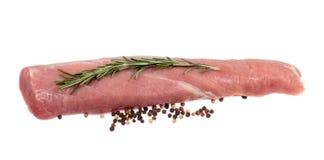 Filetto di carne di maiale immagini stock libere da diritti