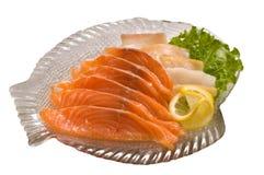 Filetto di pesce. Fotografia Stock