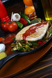 Filetto di pesce Fotografia Stock Libera da Diritti