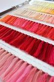 Filetto multicolore Immagine Stock