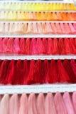 Filetto multicolore Fotografie Stock Libere da Diritti