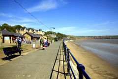 Filey, North Yorkshire. Stock Images
