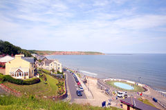 Filey, North Yorkshire. Royalty Free Stock Photo