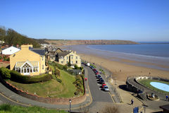 Filey, North Yorkshire, UK. Royalty Free Stock Photography