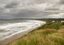 Filey Yorkshire Image libre de droits