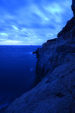 filfla海岛外面马耳他 库存图片