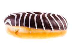 Filhós da baunilha do chocolate Imagens de Stock