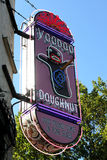 Filhós famosa Portland Oregon do vudu Imagens de Stock Royalty Free