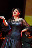 以Filharmonia Futura和M为特色的景象 Walewska -歌剧是生活, 免版税库存照片