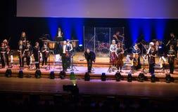Filharmonica Cracovie Images libres de droits