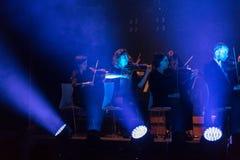 Filharmonica Futura Cracow Royalty Free Stock Photos