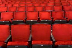 Filharmonii miejsca siedzące obrazy stock