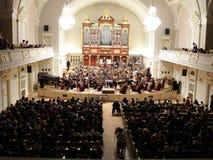 Filharmonisch stock afbeeldingen
