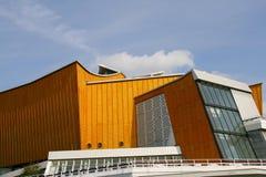 Filharmonisch Berlijn Royalty-vrije Stock Fotografie