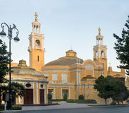 Filharmonisk teater Arkivfoto