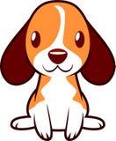 Filhote de cachorro pequeno bonito Foto de Stock Royalty Free