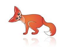 Filhote do Fox Imagens de Stock