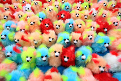 Filhotes de cachorro do brinquedo Fotografia de Stock