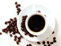 filiżankę espresso Zdjęcie Royalty Free