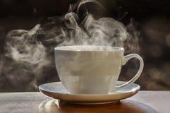 filiżankę gorącej herbaty Obraz Stock