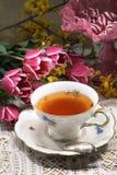 filiżankę herbaty Zdjęcia Royalty Free