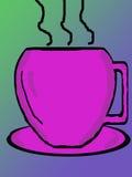 filiżankę herbaty ilustracja wektor