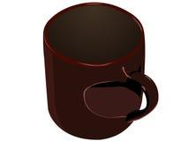 filiżankę herbaty ilustracji
