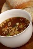 filiżankę zupy Zdjęcia Royalty Free