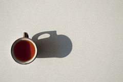 Filiżanka dla herbacianej ceremonii Obrazy Stock