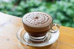 Filiżanka gorący kakao Fotografia Stock