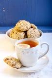 Filiżanka herbata z cytryną zdjęcie royalty free