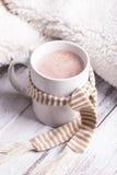Filiżanka kakao zdjęcie stock