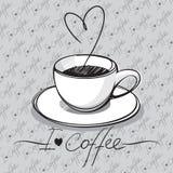 Filiżanka kawy Zdjęcia Royalty Free