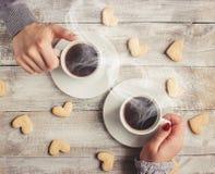Filiżanka kawy napój zdjęcia stock