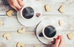 Filiżanka kawy napój obraz royalty free