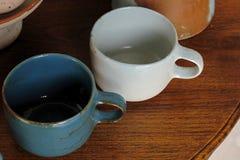 Filiżanka robić ceramiczny fotografia royalty free