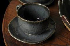 Filiżanka robić ceramiczny zdjęcie royalty free