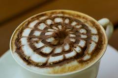filiżanka rocznik kawa Zdjęcie Stock